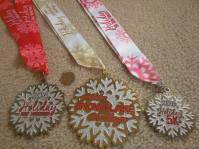 Holiday Half and 5k Snowflake Challenge