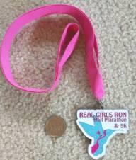First Official Half Marathon