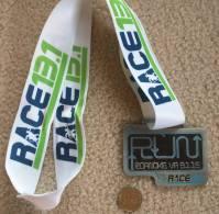 Race 13.1 Roanoke